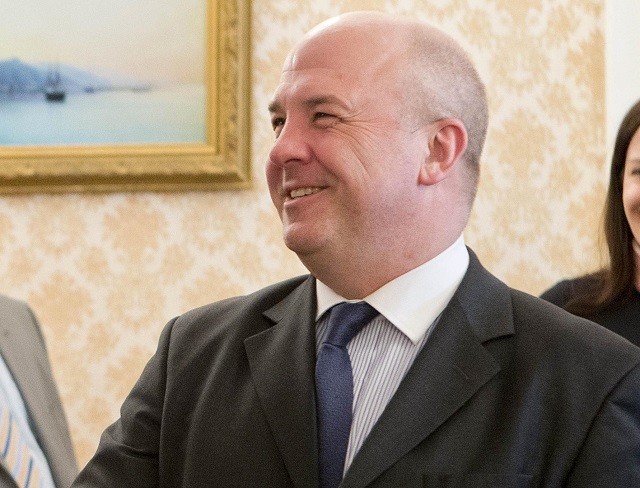 Komisár Rady Európy pre ľudské práva Nils Muižnieks
