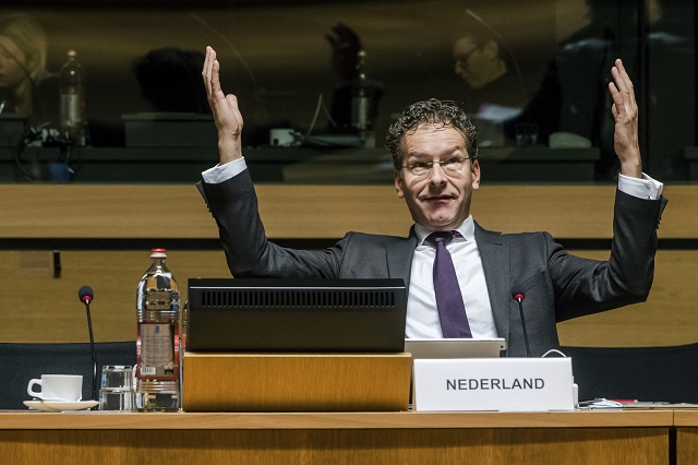 Holandský minister financií a predseda Euroskupiny Jeroen Dijsselbloem