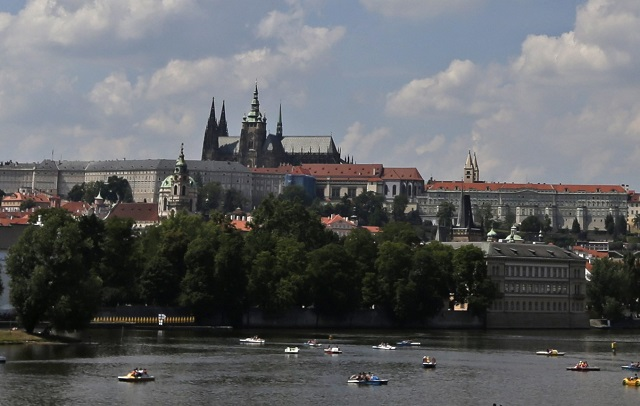 Praha,oslava,