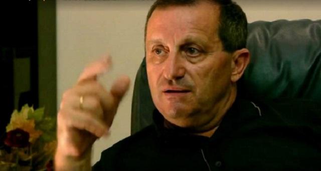 Bývalý agent izraelskej rozviedky Jakov Kedmi
