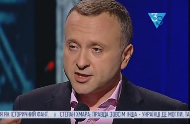 Eduard Dolinskij, hlava Židovského výboru Ukrajiny