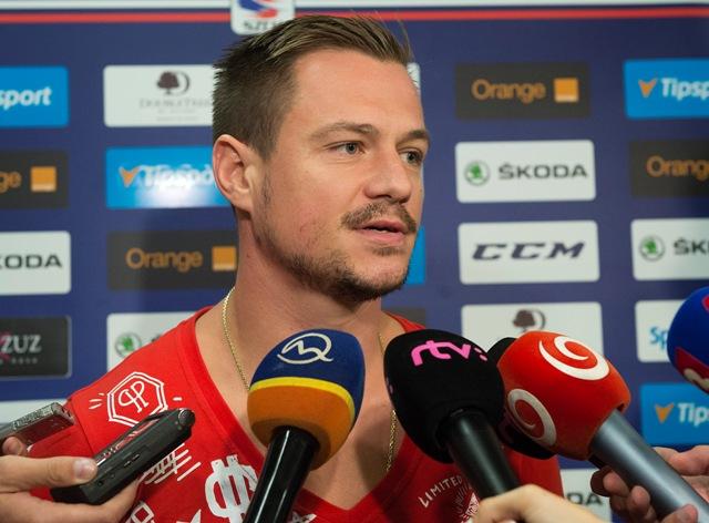 Na snímke Vladimír Dravecký