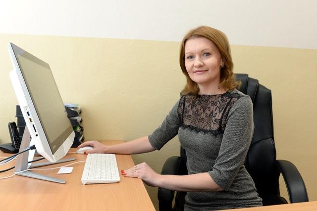 Na snímke riaditeľka základnej školy s materskou školou v Budimíre Jana Bavoľárová