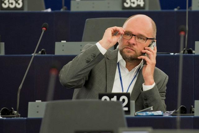 Na snímke slovenský europoslanec Richard Sulík Foto:TASR-Michal Svítok