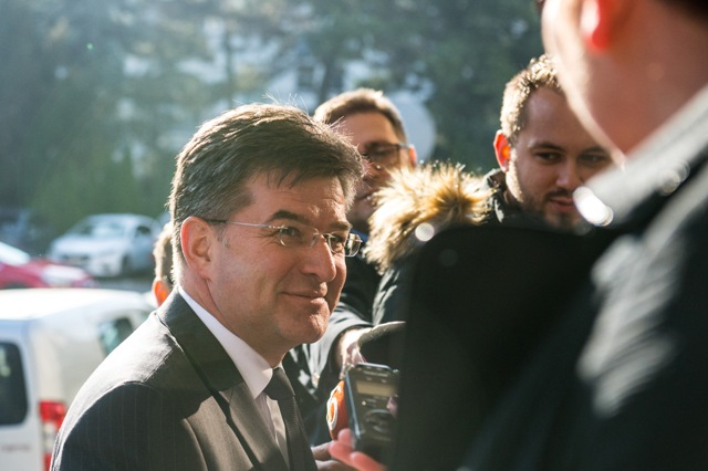 Na snímke minister zahraničných vecí a európskych záležitostí SR Miroslav Lajčák Foto:TASR-Michal Svítok