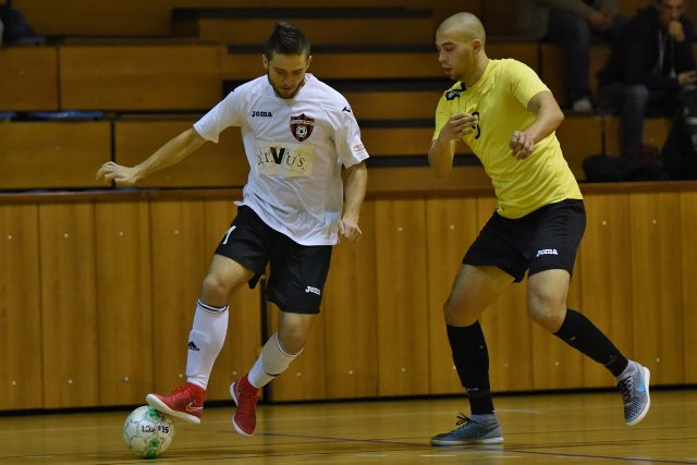 FSC PRIEVIDZA  -  FC SPARTAK TRNAVA FUTSAL