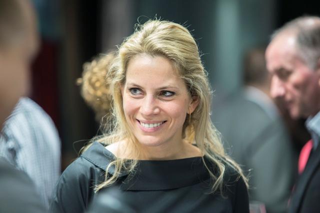 Na snímke poslankyňa NR SR Jana Kiššová (SaS)