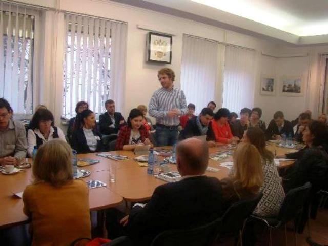 Stretnutie zástupcov ruských a slovenských kultúrnych inštitúcií a turistických agentúr