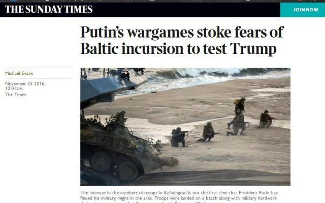 Americký generál Jack Keane: Posilnenie ruských vojenských jednotiek v Kaliningrade znamená prípravu na okupáciu Pobaltska