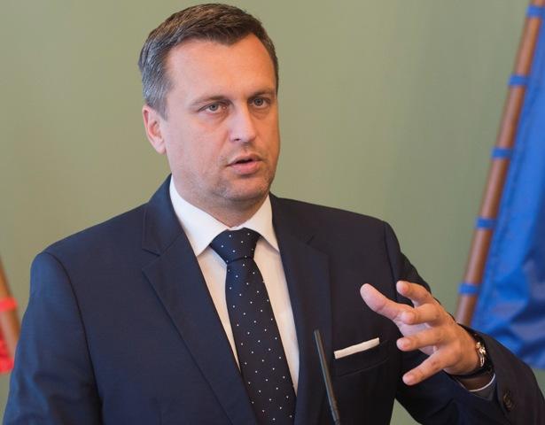 Na snímke predseda NR SR a predseda SNS Andrej Danko
