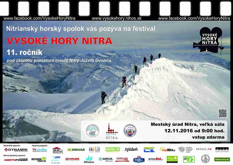 Vysoké hory Nitra 2016 alebo Atmosféra hôr na dolniakoch a vôňa diaľok už po jedenásty raz