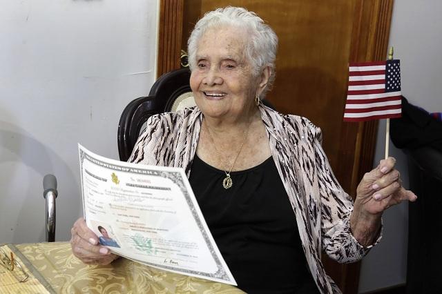 America Maria Hernandezová