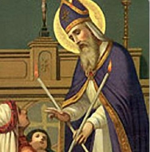 Svätý Blažej, biskup a mučeník
