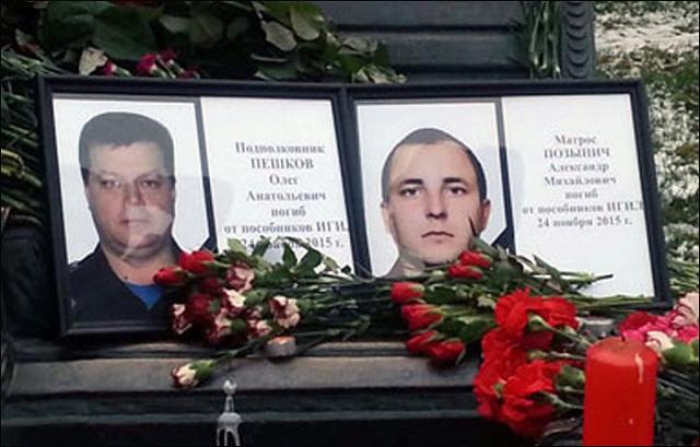 Ruskí vojaci Oleg Peškov a Alexander Pozynič.