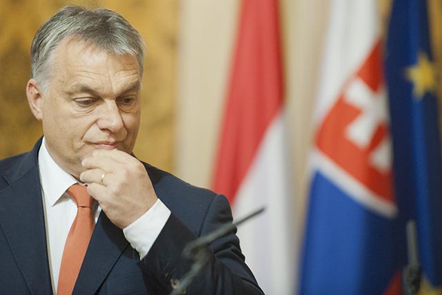 Maďarský predseda vlády Viktor Orbán