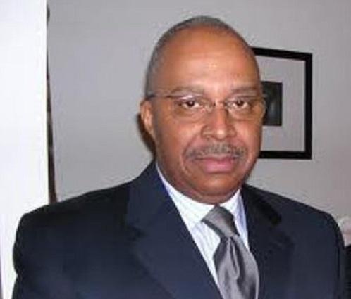 Profesor Anthony Montero (fakulta afroamerického výskumu) z Pennsylvánskej univerzity Temple