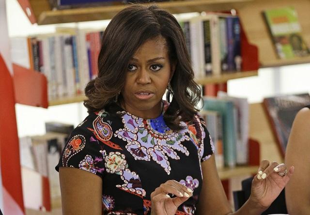 Americká prvá dáma Michelle Obamová