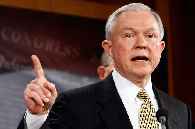 Jeff Sessions Foto:Facebook