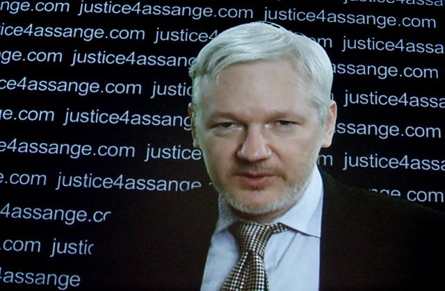 Zakladateľ platformy WikiLeaks Julian Assange Foto:Frank Augstein