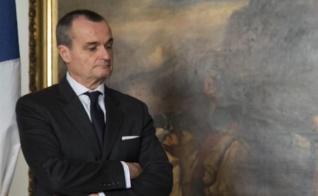 Francúzsky veľvyslanec v USA Gérard Araud