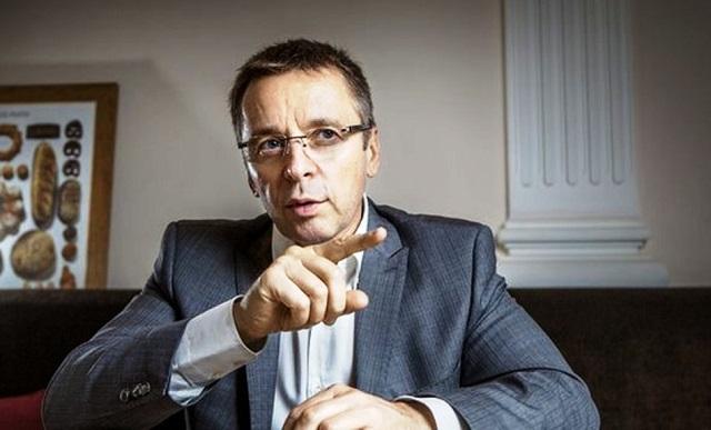 Na snímke poradca súčasného ukrajinského premiéra Ivan Mikloš
