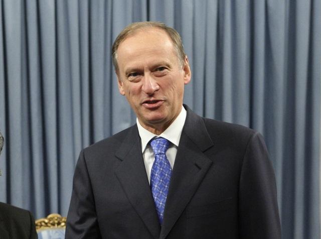 Tajomník Rady bezpečnosti Ruska Nikolaj Patrušev