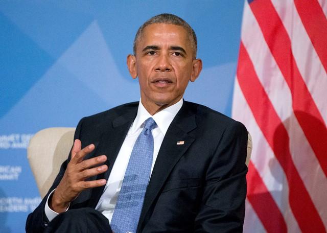 Na snímke americký prezident Barack Obama Foto: Pablo Martinez Monsivais