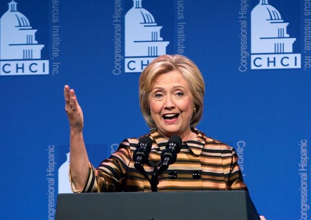 Hillary Clintonová Foto:AP-Jose Luis Magana