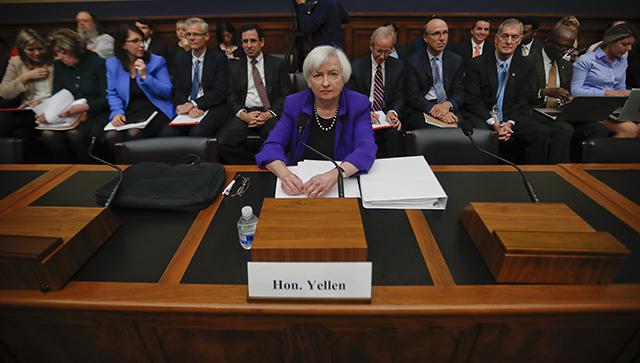 Šéfka americkej centrálnej banky Fed Janet Yellenová