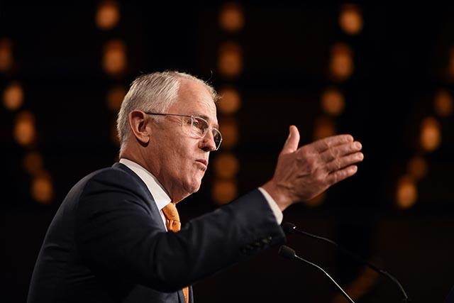 Austrálsky premiér Malcolm Turnbull