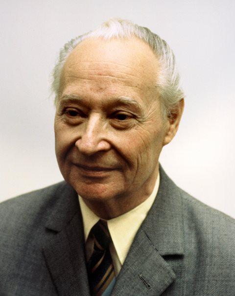 Na snímke Alexander Dubček