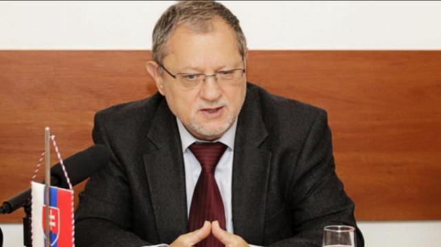 Na snímke Sergej Kozlík