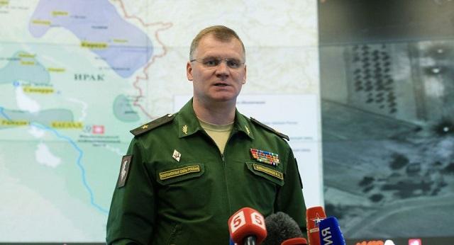 Generálmajor Igora Konašenkov