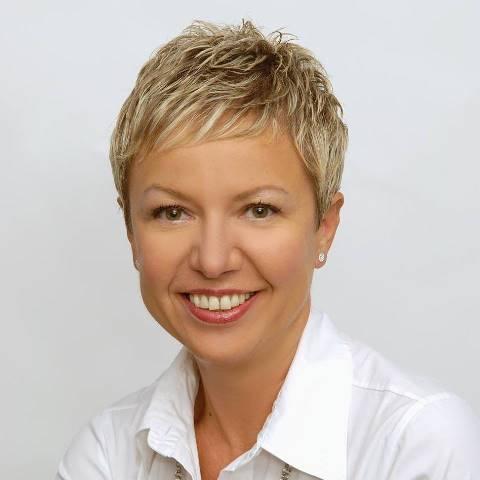Na snímke Iveta Pospíšilová