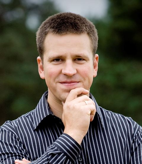 Na snímke Jüri Ratas