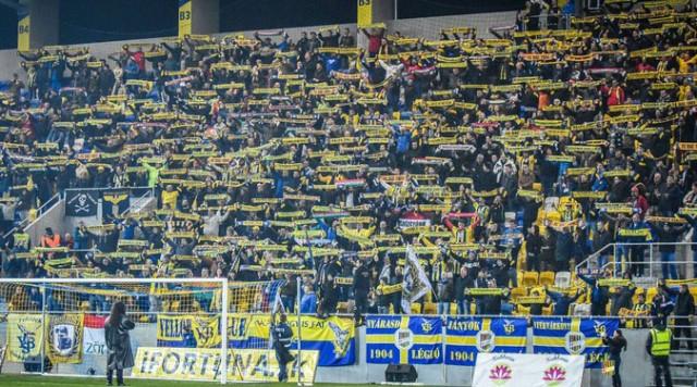 """Zdá sa, že aj pri mrazivom  počasí na Žitnom ostrove bude dnes """"horúco"""" tak v domácom, ako aj trnavskom sektore divákov. Najdôležitejšie na tom bude, aby zvíťazil šport a kto bude lepší na ihrisku, nech postúpi do jarného štvrťfinále tejto druhej najvýznamnejšej futbalovej súťaži na Slovensku."""