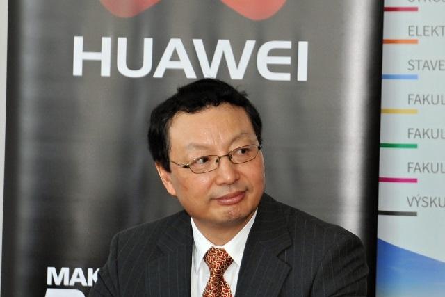 Na snímke Mr. Lin Lin z Veľvyslanectva Čínskej ľudovej republiky v SR