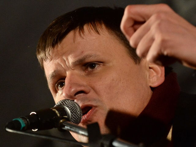 Na snímke predseda KDH Alojz Hlina