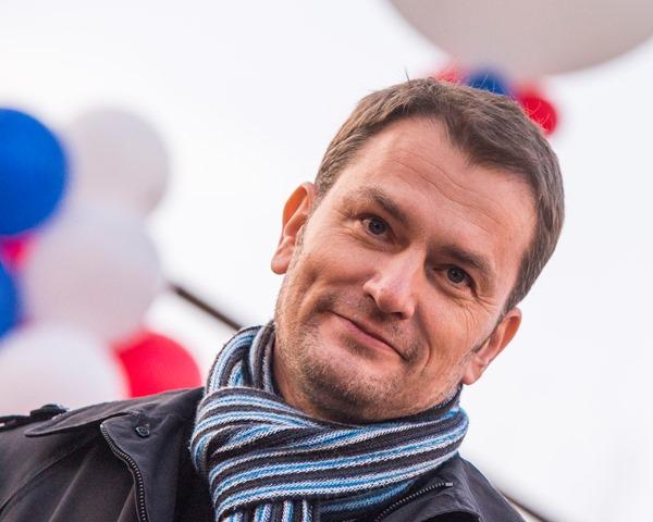 Na snímke predseda strany OľaNO Igor Matovič