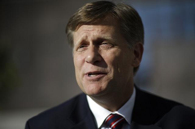 Bývalý americký veľvyslanec v Rusku Michael McFaul