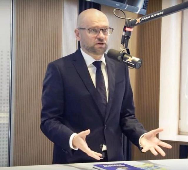 Richard Sulík v rádiu Expres: Polícia zámerne nevyšetruje veľké kauzy