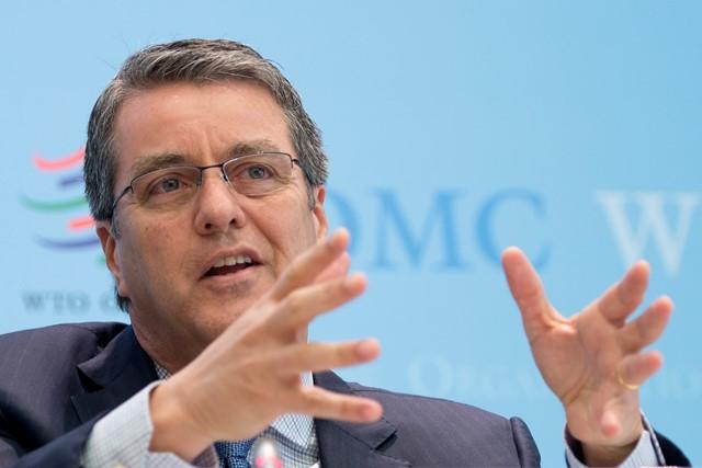 Generálny riaditeľ  Svetovej obchodnej organizácie (WTO) Roberto Azevedo