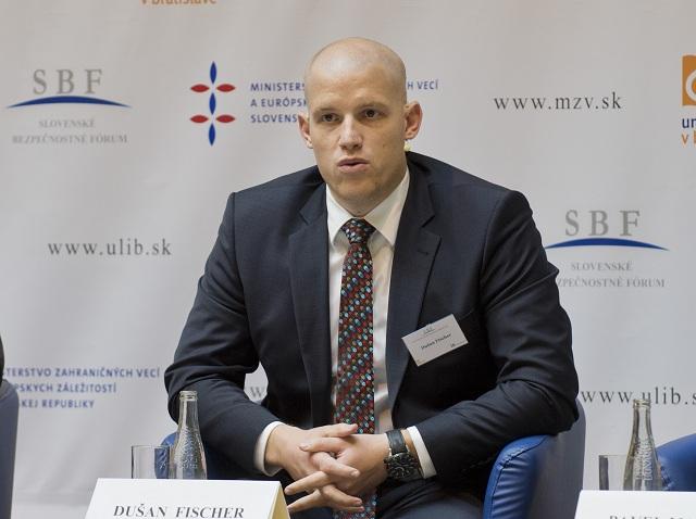 Dušan Fischer zo Slovenskej spoločnosti pre zahraničnú politiku (SFPA)