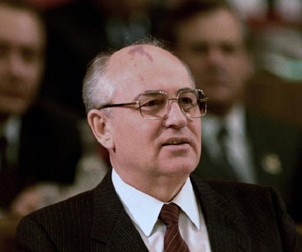 Michail Sergejevič Gorbačov. Foto: wikipédia
