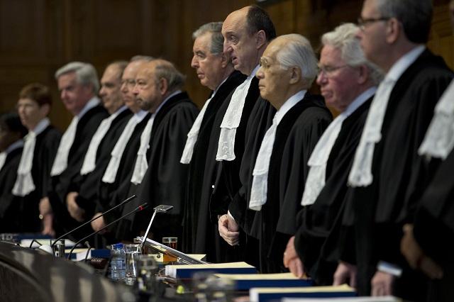 Medzinárodný súdny dvor (MSD), najvyššia súdna inštancia OSN. Ilustračné foto