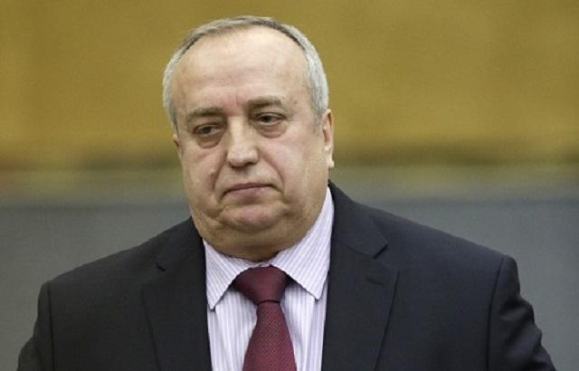 Franc Klincevič, prvý podpredseda Zväzu Ruskej federácie pre obranu a bezpečnosť
