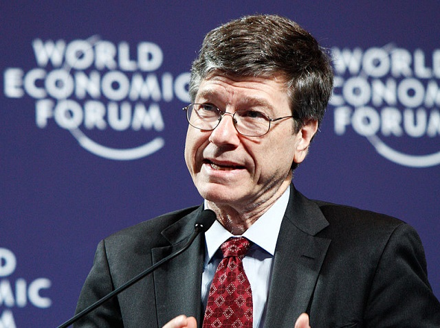 Jeffrey David Sachs Foto: Wikipédia