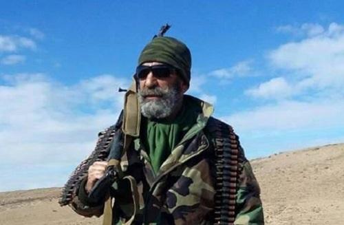 Veliteľom obrany Deir ez Zor je legendárny sýrsky veliteľ generál major Issam Zahhreddine