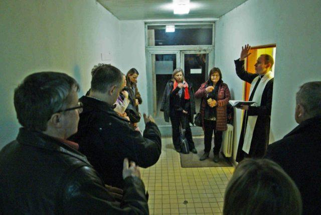 Na prvú adventnú nedeľu 27. novembra 2016 otvorilo Fórum života kontaktno-informačné centrum Femina v Leviciach