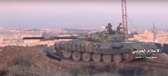 Boje s teroristami v Sýrii pokračovali